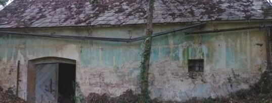Vorher: Presshaussanierung Ruppersthal