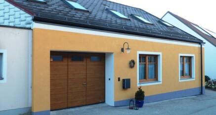 Nachher: Vollwärmeschutzfassade Kleinmeiseldorf