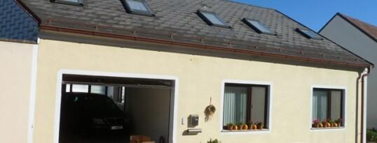 Vorher: Vollwärmeschutzfassade Kleinmeiseldorf