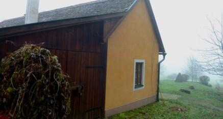 Vorher: Wohnhauszubau Zemling